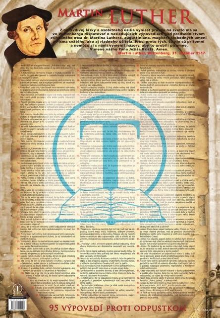 M.Luther 95 výpovedí